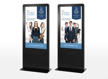 Strathallan School Digital Advertising